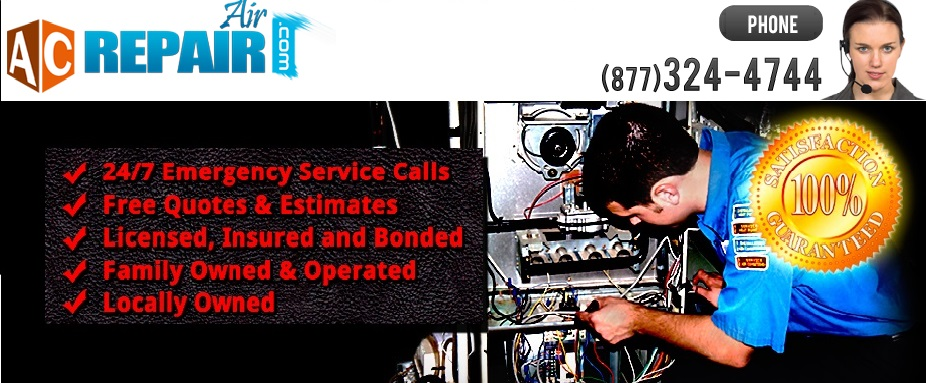 AC Air Repair Air Conditioning & Heating Service contractor in Pasadena